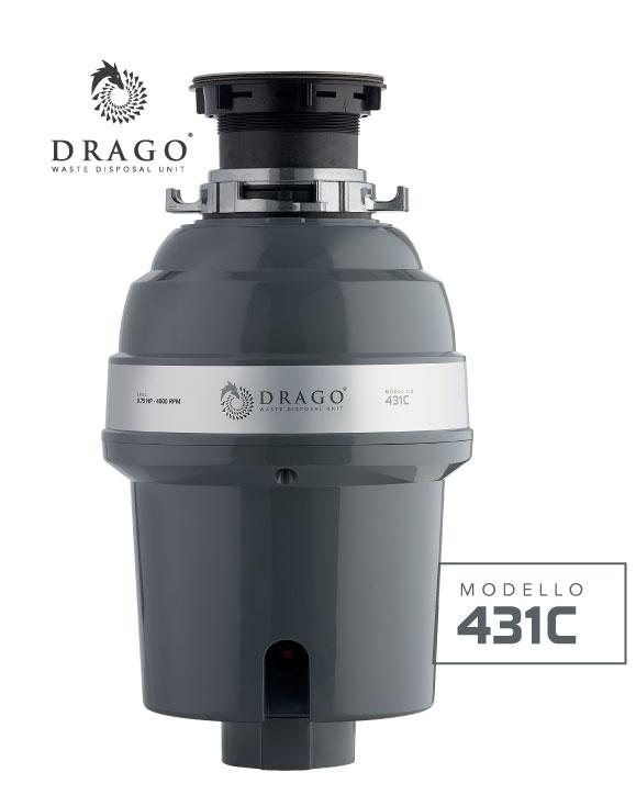 DRAGO Waste Disposal Unit 431 c
